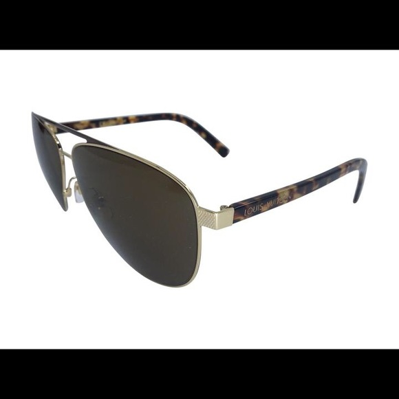 345d0702e85 New Louis Vuitton Starship Gold Sunglasses